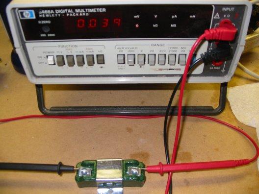 Ammeter Shunt 1964 Nova SS 1964 Chevelle SS